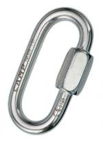 CAMP Karabina Oval Quick Link Stainless Steel 8 mm