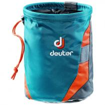Deuter Pytlík na magnézium Gravity Chalk Bag I L petrol/granite