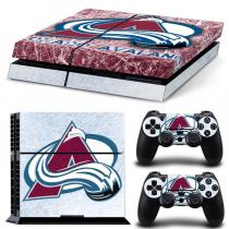 OEM PS4 Polep Skin Colorado Avalanche