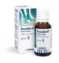 Exoderil 10 mg/ml kožní roztok, 10 ml