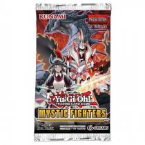 Konami Yu-Gi-Oh! Mystic Fighters Booster