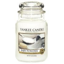 Yankee Candle 623gr - Baby Powder