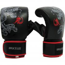 BRUCE LEE Dragon Deluxe MMA Grappling Gloves