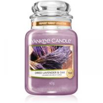 Yankee Candle Dried Lavender & Oak Classic 623 g