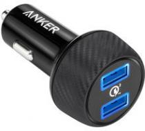 Anker PowerDrive Speed, Quick Charge 3.0 porty - A2228H11