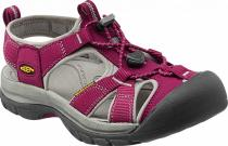 KEEN Sandály Venice H2 W Lady beet red/neutral gray
