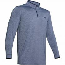 Under Armour Playoff 2.0 1/4 Zip Blue Ink