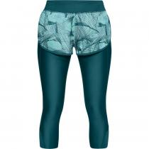 2v1 Under Armour Armour Fly Fast Prnt Shapri Tourmaline Teal