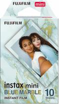 Fujifilm Colorfilm Instax Mini Blue Marble 10 ks fotek