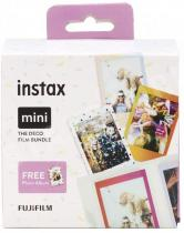 Fujifilm Instax Mini Deco film bundle 2