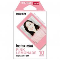 Fujifilm Instax Mini Pink Lemonade 10 ks fotek