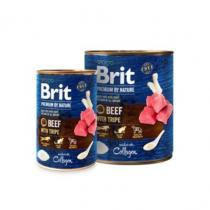 Brit Premium Dog by Nature Beef & Tripes 800g