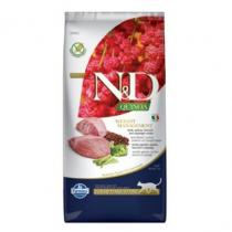 N&D Quinoa CAT Weight Management Lamb & Broccoli 5kg