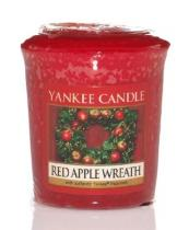 Yankee Candle Votivní - Red Apple Wreath