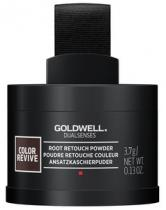 Goldwell Dualsenses Color Revive Root Retouch Powder 3,7g, Dark Brown to Black