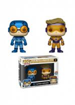 ADC Blackfire Funko POP! DC - Blue Beetle & Booster Gold 2-Pack