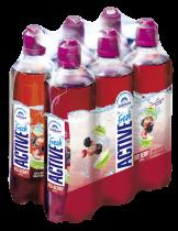 ACTIVE FRESH RED BERRY APPLE 6 x 500ml