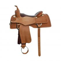 BOWMAN SADDLE RANCH CUTTER MODEL 4316 westernové sedlo
