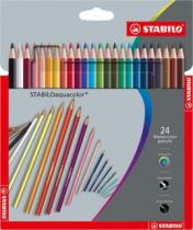 STABILO Aquacolor 24ks