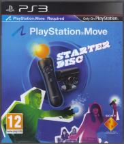 Starter Disc (Move) (PS3)