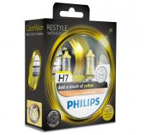 PHILIPS ColorVision Yellow 12972CVPYS2 H7 PX26d 12V 55W