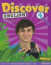 Discover English CE 4 Students´ Book - Liz Kilbey