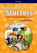 Get Ready for Starters Student´s Book with Online Audio (2nd) - Petrina Cliff