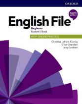 English File Beginner Student´s Book with Student Resource Centre Pack (4th) - Christina Latham-Koenig