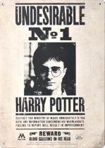 HALF MOON BAY Harry Potter - Undesirable No 1, (15 x 21 cm)