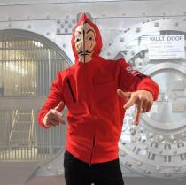 HEROES INC Money Heist (La Casa De Papel) - Mask