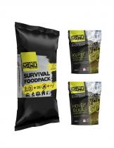 Adventure Menu Survival Food Pack I