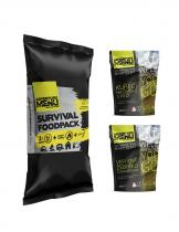 Adventure Menu Survival Food Pack III