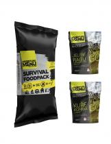 Adventure Menu Survival Food Pack IV