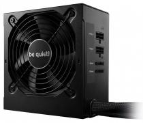 Be quiet! / zdroj SYSTEM POWER 9 500W CM / active PFC / 120mm fan / odpojitelné kabely / 80PLUS Bronze