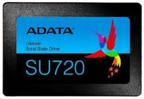 A-Data SSD 500GB Ultimate SU720SS 2,5 SATA III 6Gb/s (R:520/ W:450MB/s) 3D NAND
