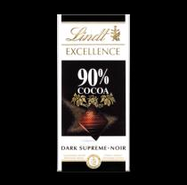 Lindt EXCELLENCE 90% Cocoa 100 g