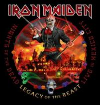 Warner Music Nights of the Dead, Legacy of the Beast: Live in Mexico City - Iron Maiden