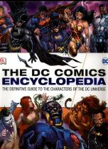 Fantasyobchod DC Comics Encyclopedia All-New Edition : The Definitive Guide to the Characters of the DC