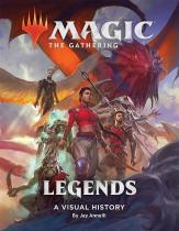 Abrams Magic: The Gathering: Legends: A Visual History - Matthew Wizards RPG Team
