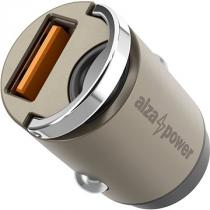 AlzaPower Car Charger M110 Fast Charge Mini