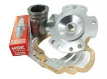 Upgrade kit pro Stage6 R T 70cc válce, Piaggio, 2,5 mm S6-75140UP72