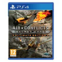 Air Conflicts: Secret Wars (Ultimate Edition) (PS4)