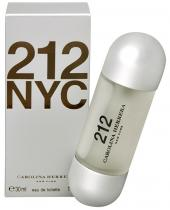 Carolina Herrera 212 - odstřik W EDT 1 ml