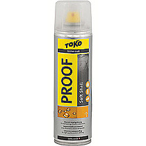 Toko Soft Shell Proof