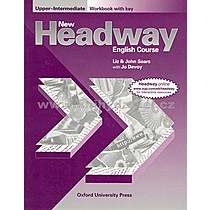 John a Liz Soars New Headway Upper Intermediate Workbook with key