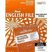 New English File Upper intermediate Workbook