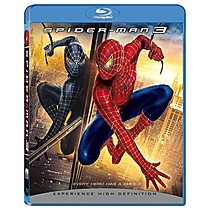 SpiderMan 3 2xBlu ray