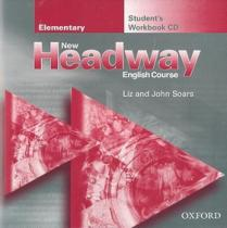 John a Liz Soars New Headway Elementary Studenťs Workbook CD