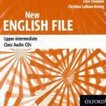 Kolektiv autorů New English File Intermediate Class Audio CD