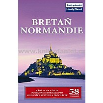 Lonely Planet: Bretaň Normandie